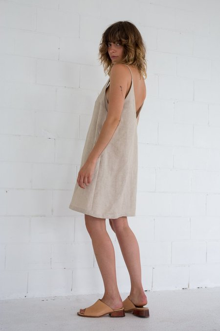Lois Hazel Connect Dress - Beige