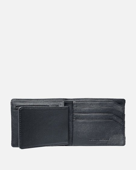 Nixon Satellite Wallet - All Black