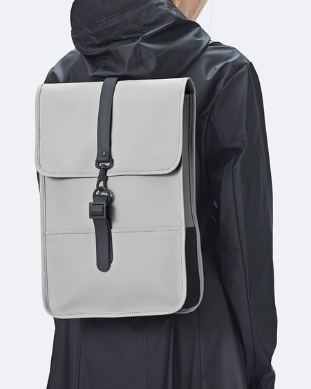 Rains Mini Backpack - Stone