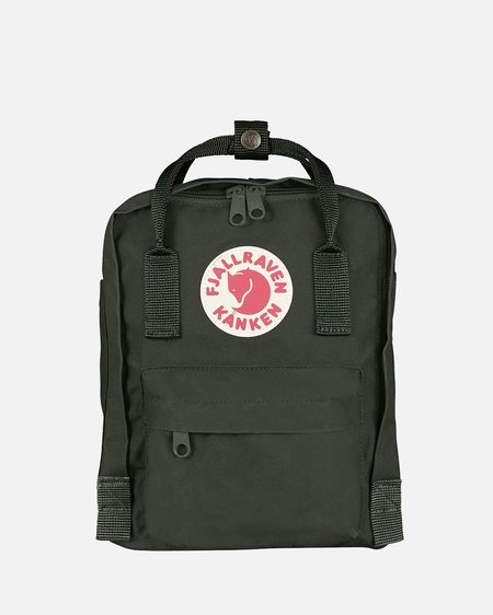 Fjallraven Kanken Mini Backpack - Deep Forest