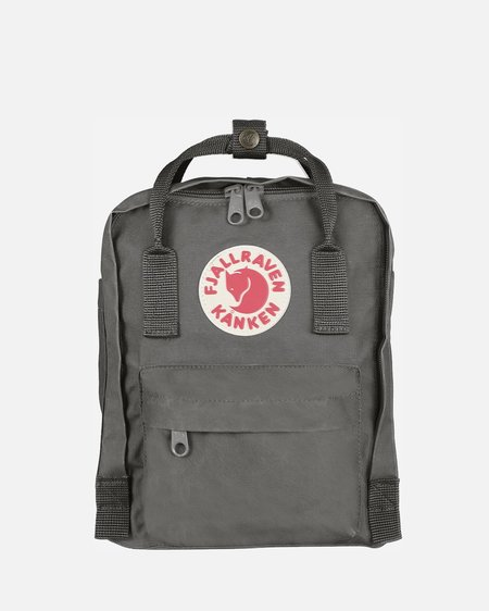 Fjallraven Kanken Mini Backpack - Supergrey