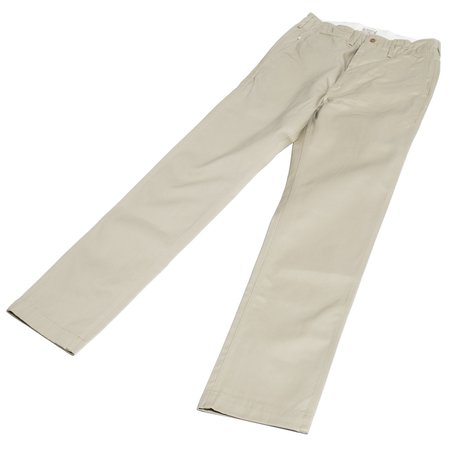 Buzz Rickson's Original Spec. Chinos - Khaki