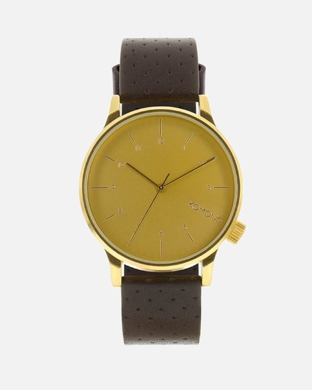 Komono Winston Watch - Gold