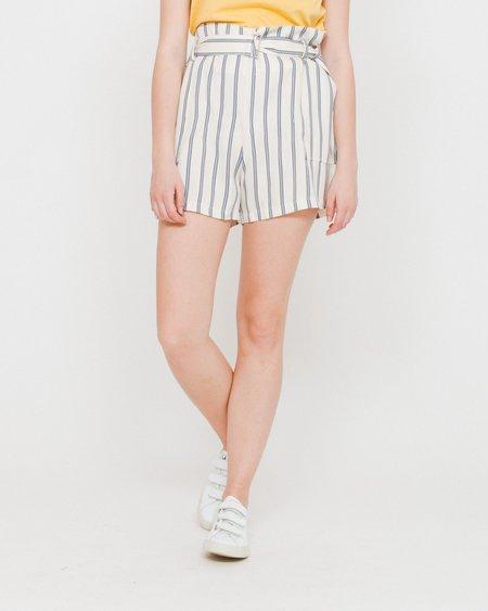 Samsoe & Samsoe Balmville Shorts - Whitecap