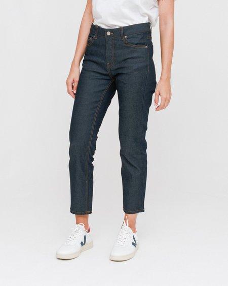 Dr. Denim Edie Jeans - Rinsed Blue