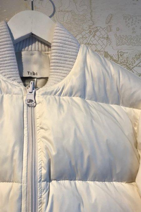 Tibi Gus Cropped Reversible Jacket