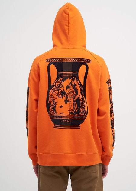 Études  Odysseus Hoodie - Orange