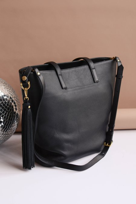 TAH Signature Tote Bag - Black