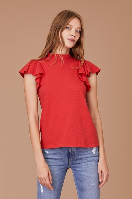 LNA Clement Tee - Red