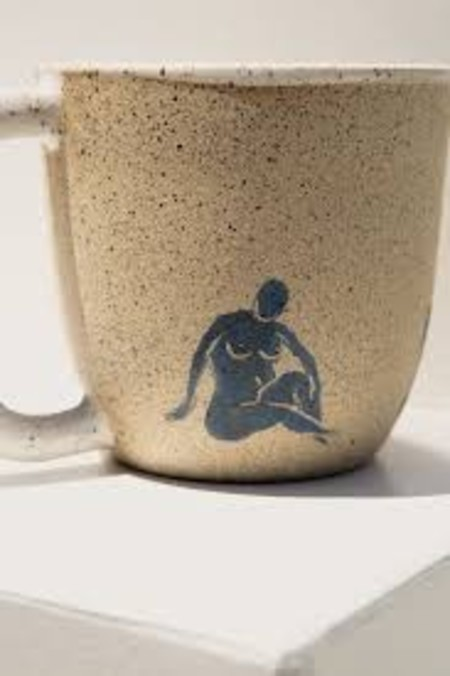 HEA Ceramics Lady Mugs
