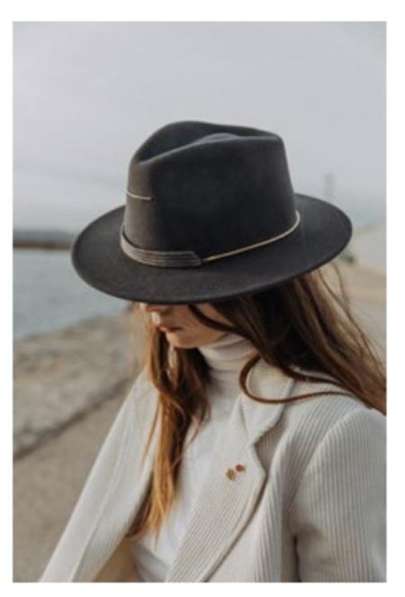 Van Palma Bianca Hat