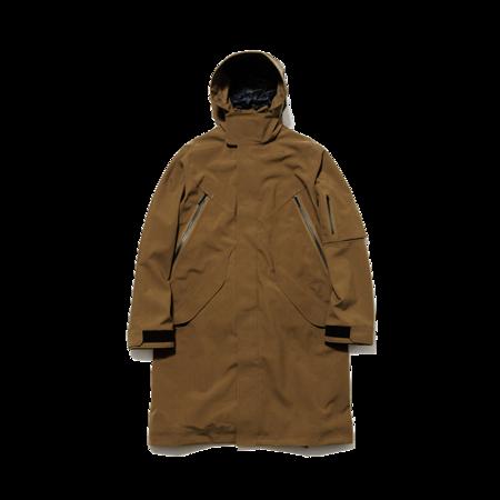 Unisex Goldwin Down Mods Coat - Coyote