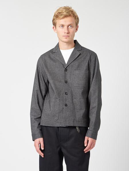 MFPEN Work Blazer - Grey