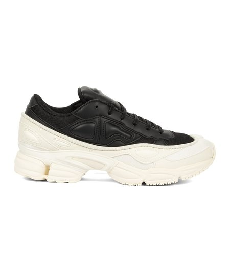 Men's Adidas x Raf Simons Ozweego - White