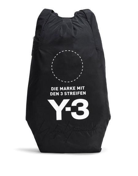 Adidas Y-3 Yohji Backpack - Black