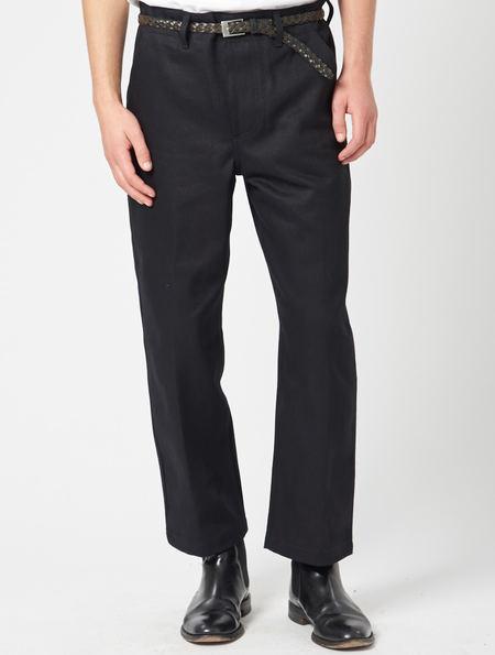 Other Felix Black Twill Trouser