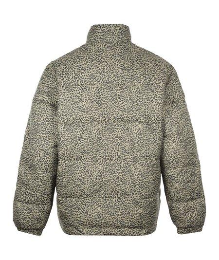 Obey Bouncer Puffa Jacket - Khaki