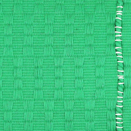Archive New York Antigua Pillow - Kelly Green Solid
