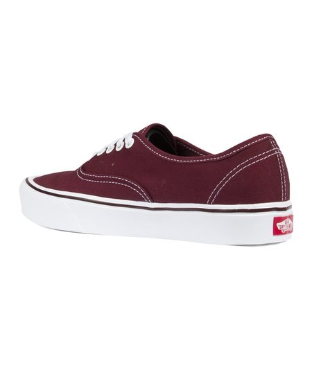 Vans UA Authentic Lite sneakers - Burgundy