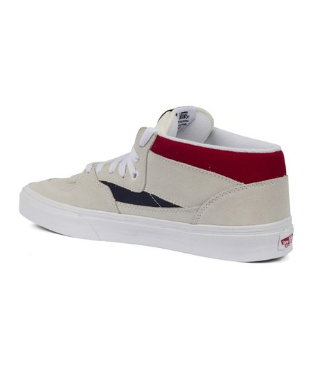Vans UA Half Cab - White/Red/Dress Blue