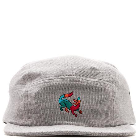 by Parra Confused Fox Volley Hat - Heather Grey