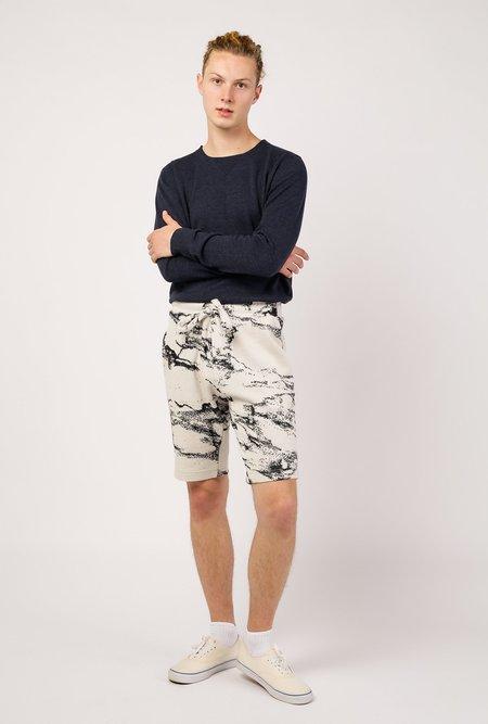 TWENTY Graham Marble Knit Short