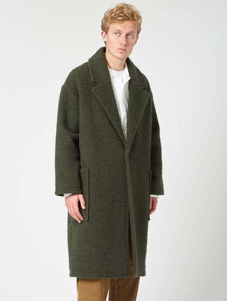 Other Taylor Overcoat - Green