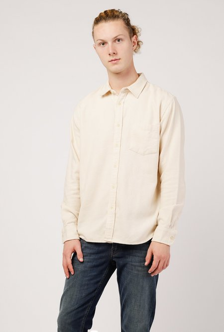 Corridor Cornmeal Twill Flannel Top