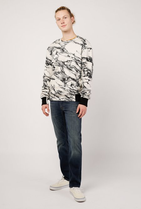 TWENTY Graham Marble Knit Sweater - Scour