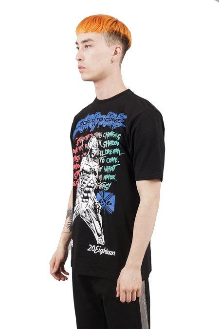 KTZ Muscle Lady T-Shirt - Muscle Lady Print