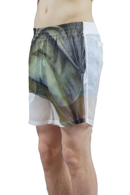 Julian Zigerli Venus Shorts - Placed Print