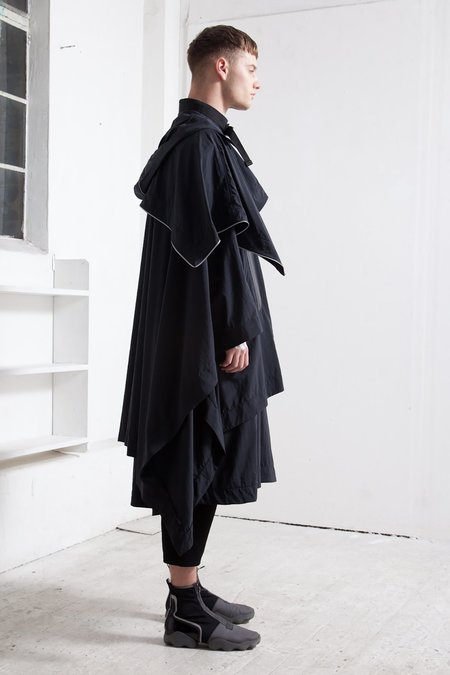 Fred Waterproof Cloak w/ Reflective Piping