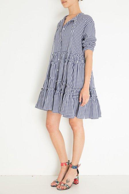 Jejia Cami Dress - Navy/White