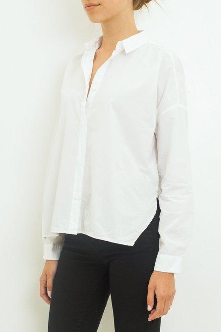 Pomandere Cotton Shirt - White