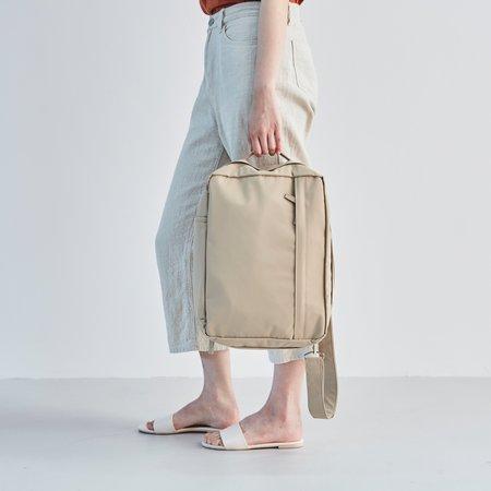 Unisex Poketo Convertible Daypack - Beige