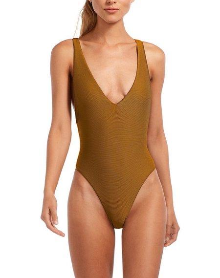Vitamin A Alana Bodysuit - Amber