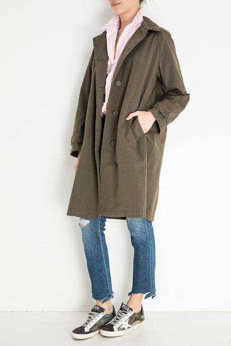 Aspesi & Co Oversized Coat - Army