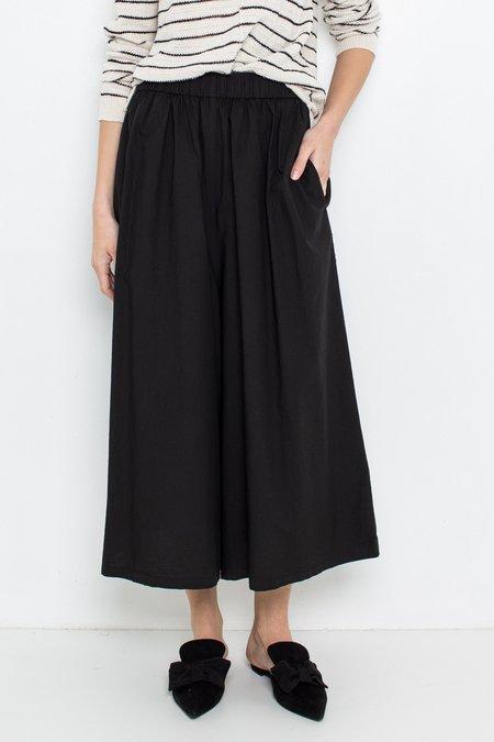 Pomandere Wide Leg Pant - Black