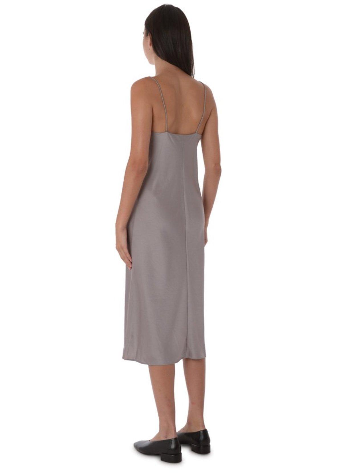 f04429fdf68 Filippa K Satin Slip Dress - Oyster