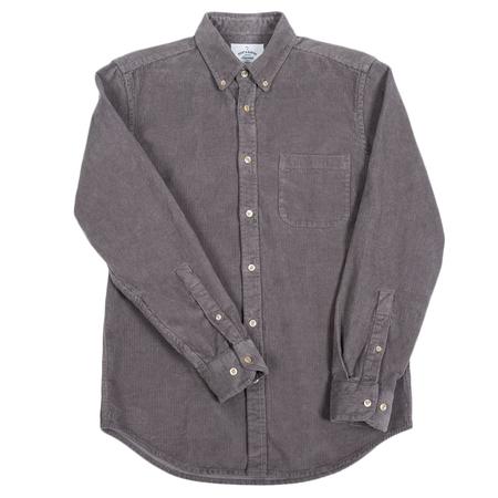 Jackson & James Portuguese Flannel Lobo Shirt - Grey