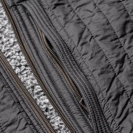 Relwen Vertical Windproof Insulator Jacket - Smoke