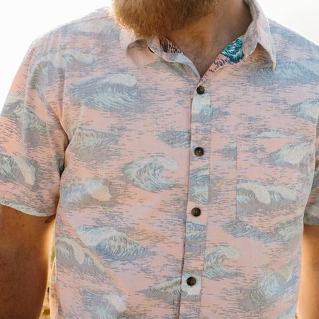 Iron and Resin Haleiwa Shirt