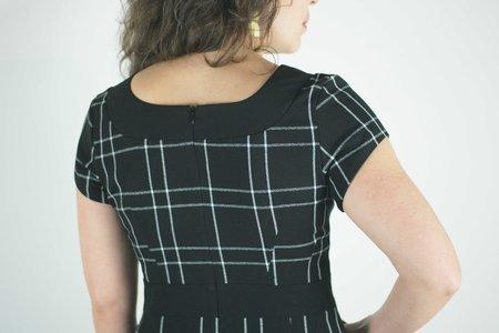 Bodybag by Jude Bank Plaid Dress