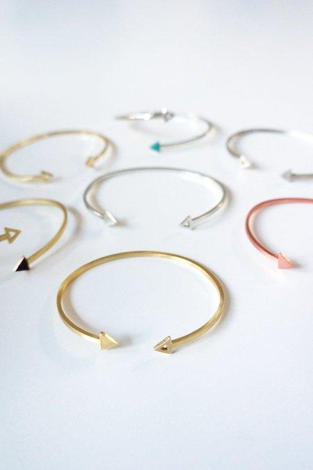 Maria Karkantzou Arrows Cuff Bracelet