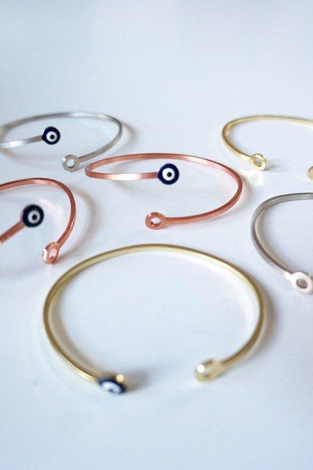 Maria Karkantzou Circles Cuff Bracelet