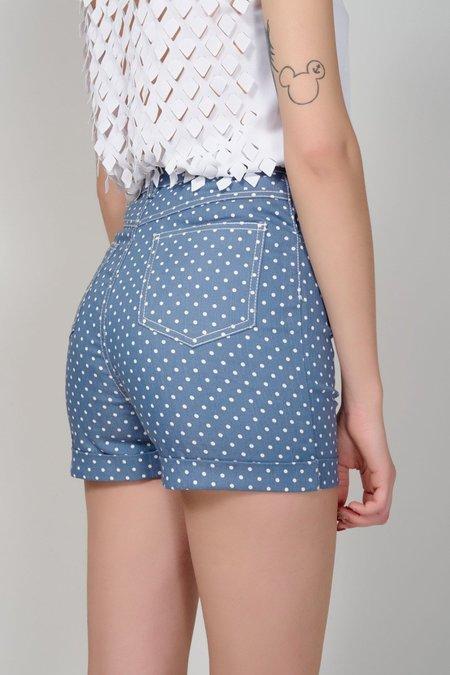 Kling Mountain Shorts - Blue