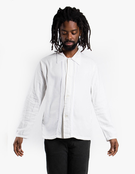 Our Legacy Circus Shirt - White Flannel
