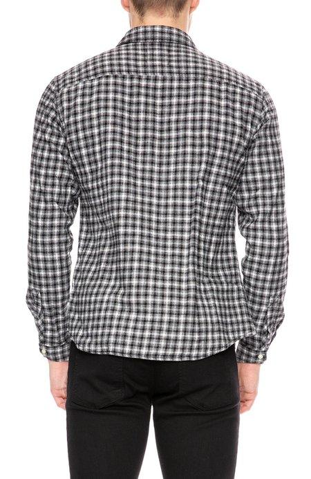 Life/After/Denim Sherbrooke Brushed Cotton Check Shirt