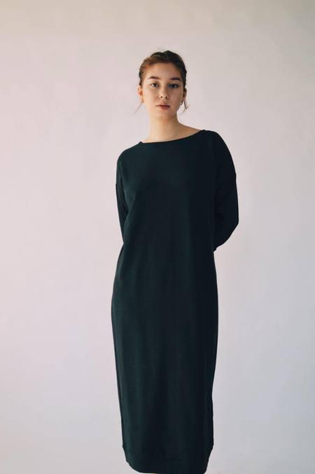 Ursa Minor Studio DALE DRESS - BLACK