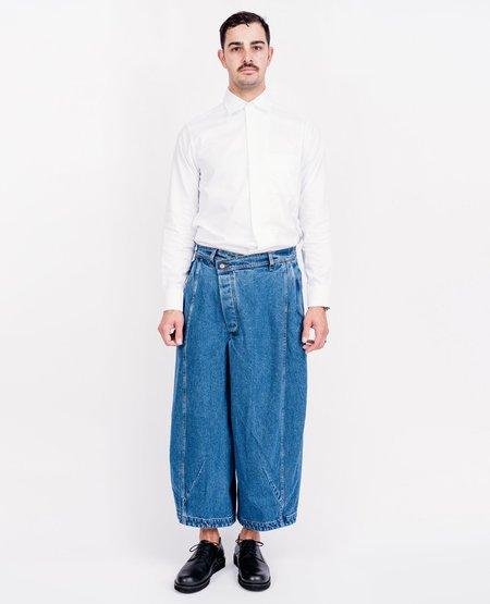 Henrik Vibskov Johnny Jeans - Blue Denim